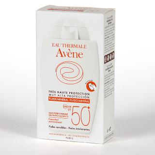 Avene Solar Fluido Mineral SPF 50+ 40 ml