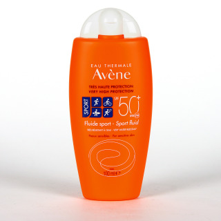 Avene Solar Fluido Sport SPF 50+ 100 ml