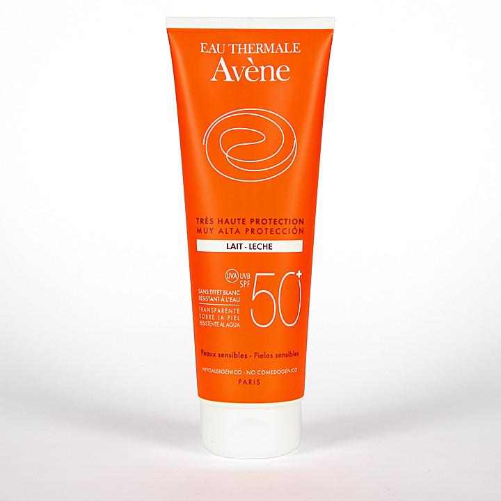 Avene Solar Leche Corporal SPF 50+ 250 ml