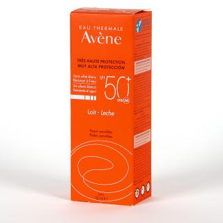 Avene Solar Leche SPF 50+ 100 ml