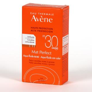 Avene Solar Mat Perfect Aqua-Fluido coloreado SPF30 50 ml