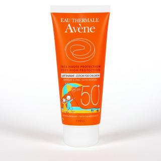 Avene Solar Niños Leche SPF 50+ 100 ml