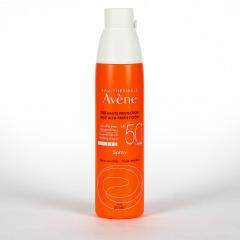Avene Solar Spray SPF 50+ Cara y Cuerpo 200 ml