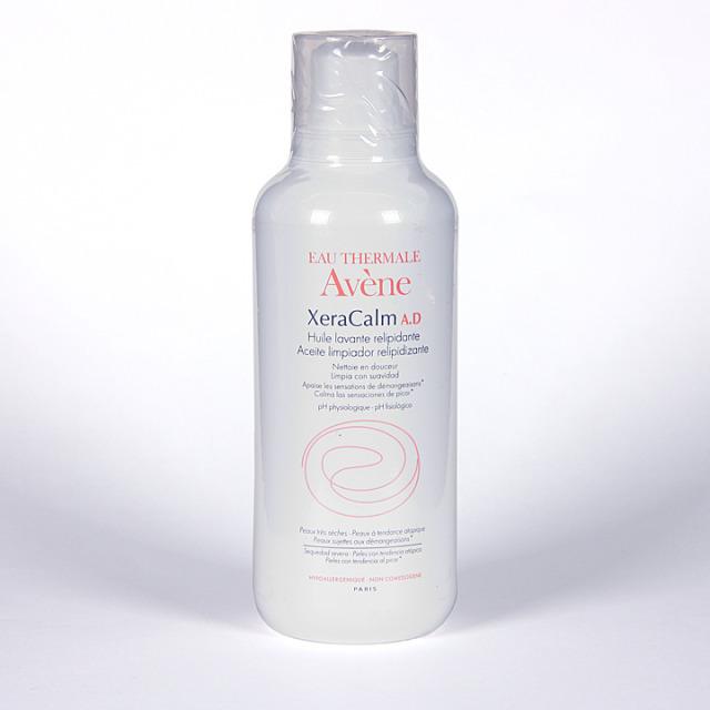 Avene XeraCalm A.D Aceite limpiador relipidizante 400 ml