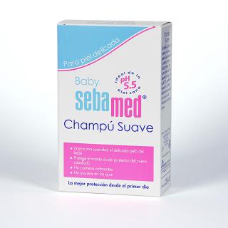 Sebamed Baby Champú suave 250 ml