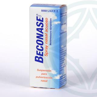 Beconase spray nasal