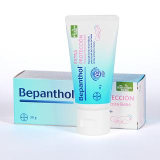 Bepanthol Extra Protección Pomada protectora del bebé 30 g