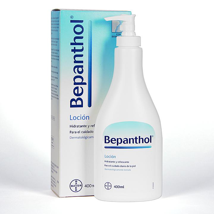 Bepanthol Loción 400 ml