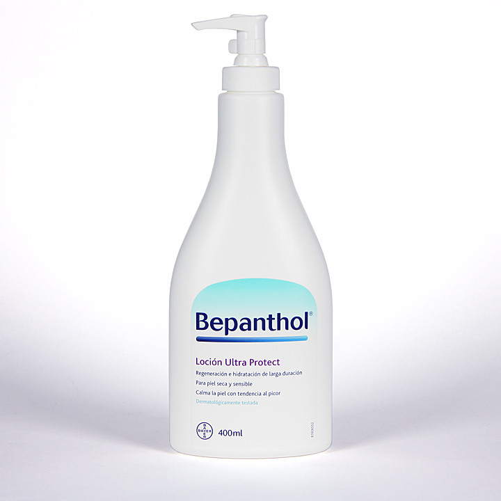 Bepanthol Loción Ultraprotect 400ml