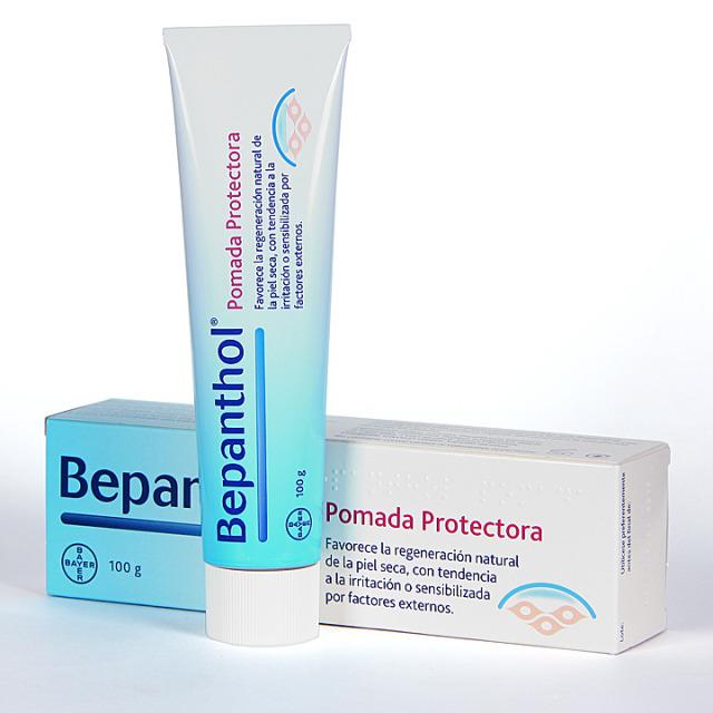 Bepanthol Pomada Protectora irritaciones, rojeces, tatuajes 100g