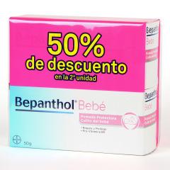 Bepanthol Pomada Protectora Bebé 50 g pack Duplo