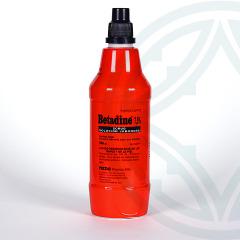 Betadine scrub solución jabonosa 500 ml