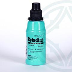 Betadine Vaginal solución tópica 125 ml