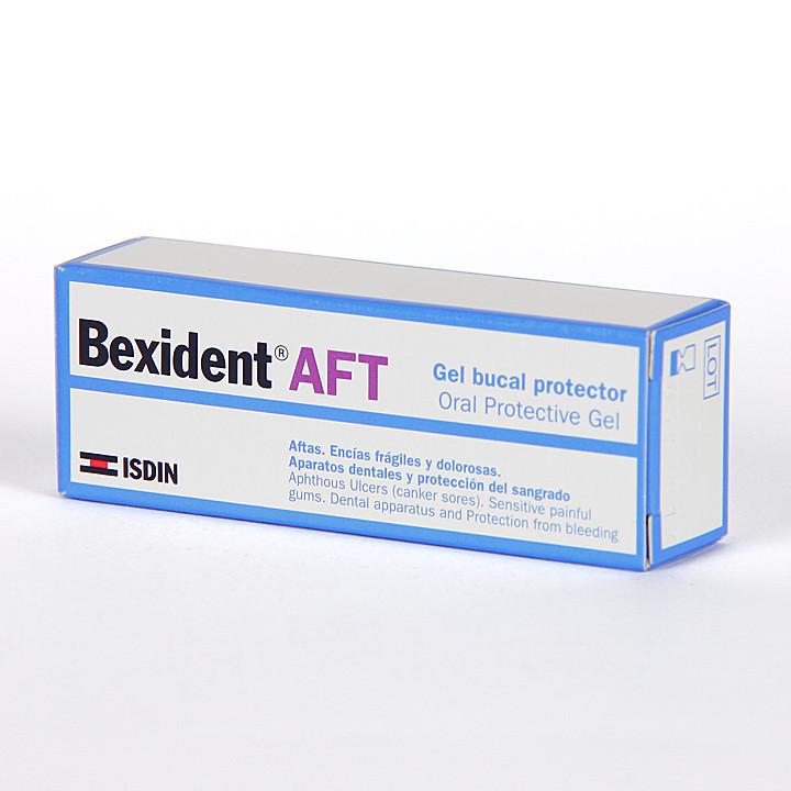 Bexident AFT Gel bucal protector 5 ml