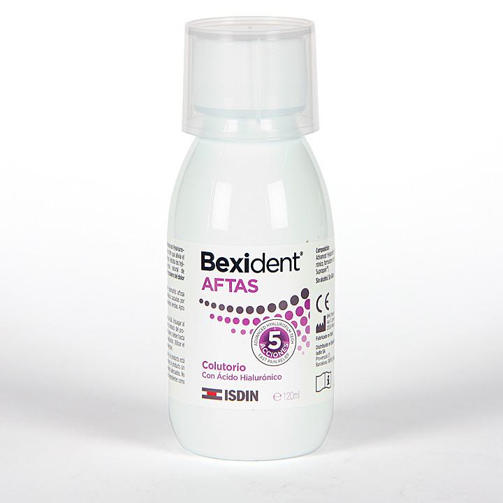 Bexident Aftas Colutorio 120 ml