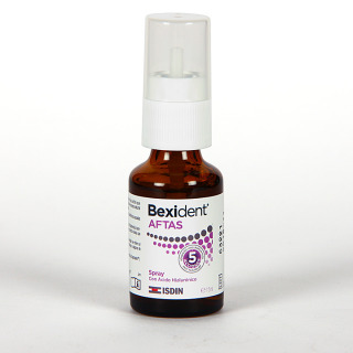 Bexident Aftas Spray Bucal 15 ml