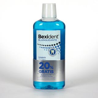 Bexident Blanqueante Colutorio 500 ml
