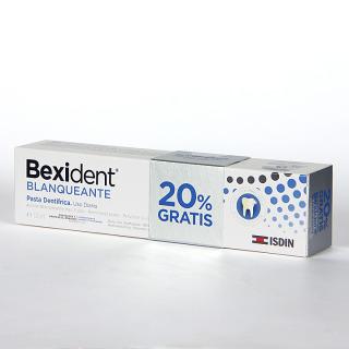 Bexident Blanqueante Pasta Dentífrica 125 ml
