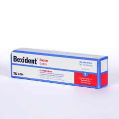 Bexident Encías Gel Dentífrico 75 ml
