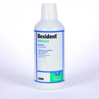 Bexident Halitosis Colutorio 500 ml