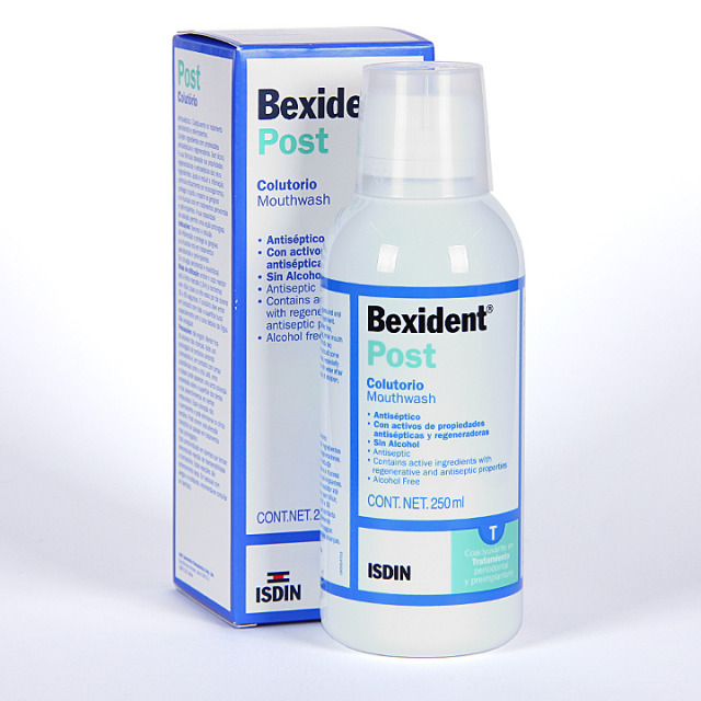 Bexident Post Colutorio 250 ml