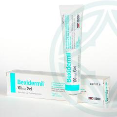 Bexidermil 100 mg/g gel tópico 50 g