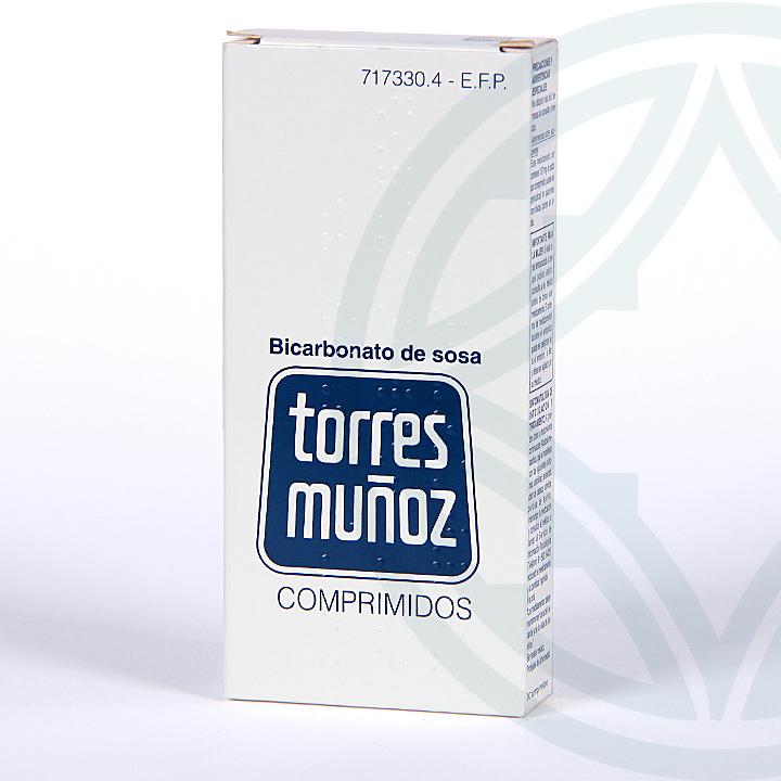 Bicarbonato De Sosa Torres Muñoz 30 comprimidos