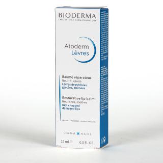 Bioderma Atoderm Bálsamo Labial 15 ml