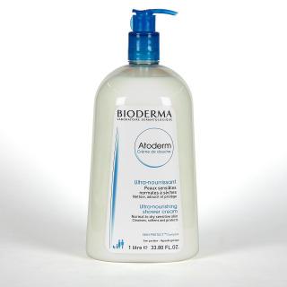 Bioderma Atoderm Crema de ducha 1L