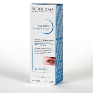 Bioderma Atoderm Intensive Eye Párpados Irritados 100 ml
