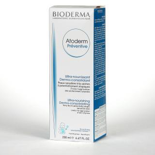 Bioderma Atoderm Préventive 200 ml