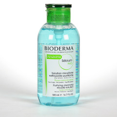 Bioderma H2O PUMP Solución Micelar 500 ml