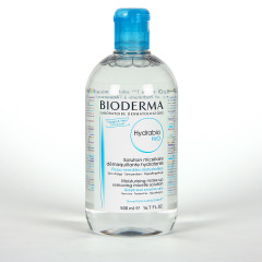 Bioderma Hydrabio H2O Solución Micelar 500 ml
