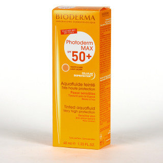 Bioderma Photoderm MAX AquaFluide Claro SPF 50+ 40 ml