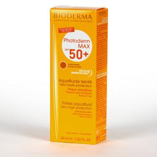 Bioderma Photoderm MAX AquaFluide Dorado SPF 50+ 40 ml