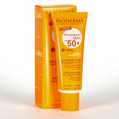 Bioderma Photoderm MAX AquaFluide Dorado SPF 50+ 40 ml