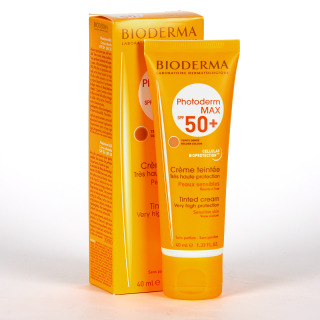 Bioderma Photoderm MAX Crema Color SPF 50+ 40 ml