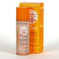 Bioderma Photoderm NUDE SPF 50+ Color Claro 40 ml