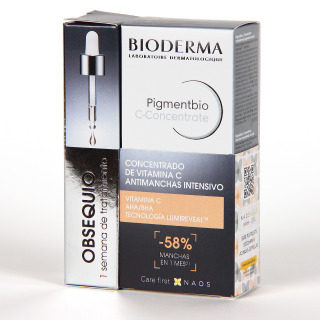 Bioderma Pigmentbio C-Concentrate 15 ml + 5 ml de regalo