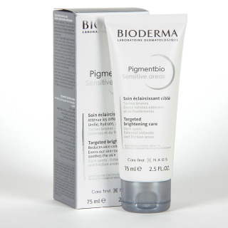 Bioderma PigmentBio Sensitive Areas 75 ml