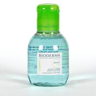 Bioderma Sébium H2O Agua micelar Frasco 100 ml