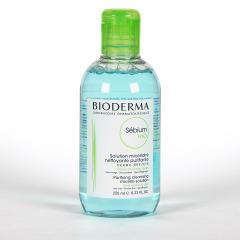 Bioderma Sébium H2O Agua micelar Frasco 250 ml