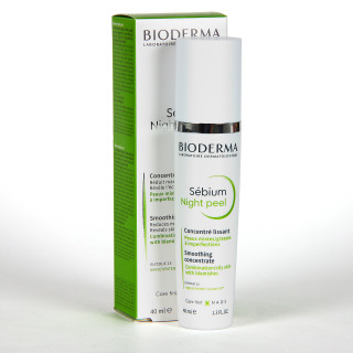 Bioderma Sébium Night Peel 40 ml