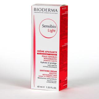 Bioderma Sensibio Crema Ligera 40 ml