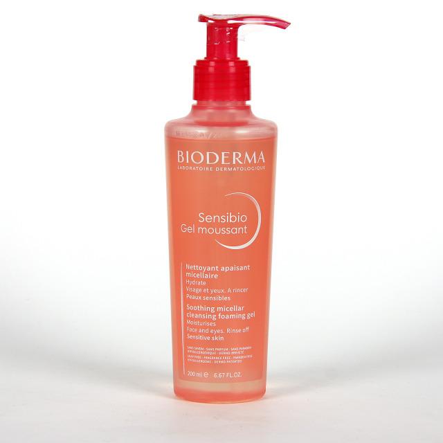 Bioderma Sensibio Gel Moussant Limpiador 200 ml