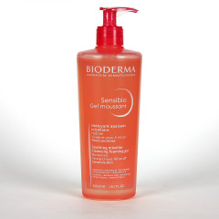 Bioderma Sensibio Gel Moussant Limpiador 500 ml