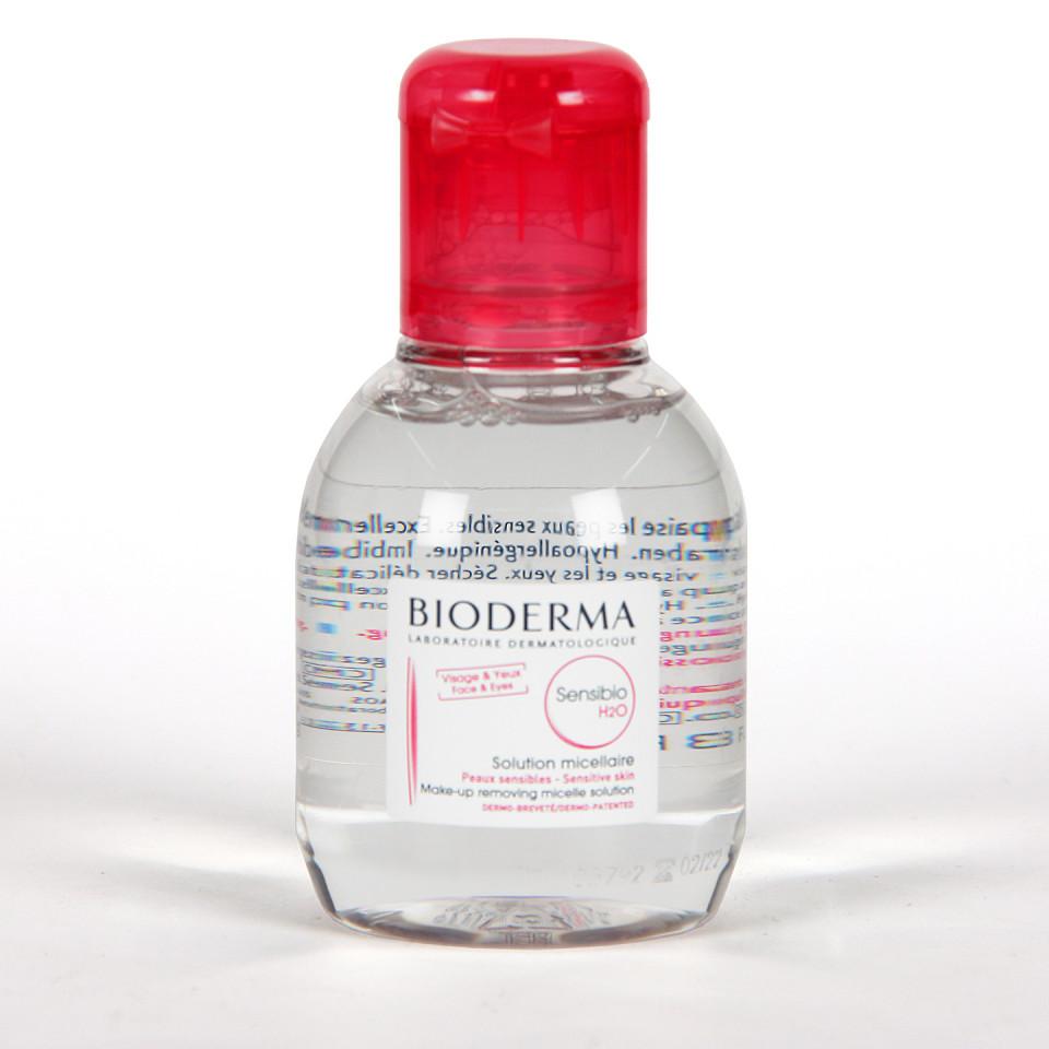 Bioderma Sensibio H2O Solución micelar piel sensible Frasco 100 ml