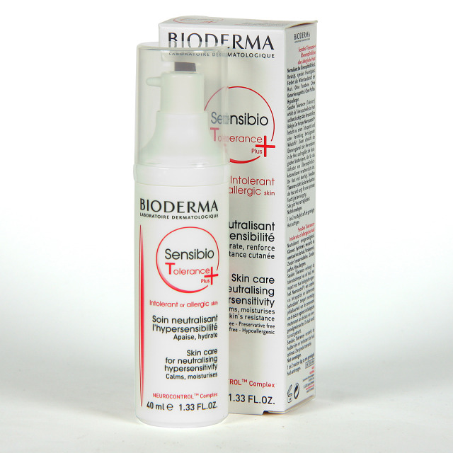 Bioderma Sensibio Tolerance+ 40 ml