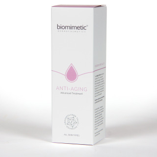 Biomimetic Advanced Tratamiento Antiedad 50 ml
