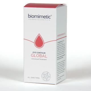 Biomimetic Advanced Tratamiento Contorno de Ojos Global